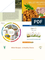 Millets Recipes-A Healthy Choice