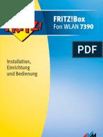 Handbuch Fritz Box Fon Wlan 7390