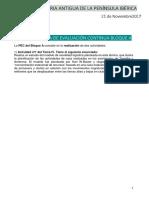 PEC 1 UNED PREHISTORIA DE LA PENÍNSULA IBÉRICA 2017-2018