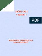 3- MEDIDAS DE CONTROLE DO RISCO ELÉTRICO - MOD. 01 - CAP. 03.pps