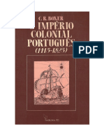 o Império Colonial Português-charles Boxer