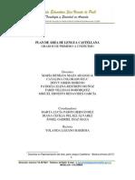 Plan de Area Humanidades Lengua Castellana