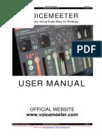 Yamaha MG10_2E (Manual)