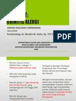Referat Rhinitis Alergi-Abd