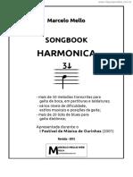 [Cliqueapostilas.com.Br] Livro de Musicas Para Gaita