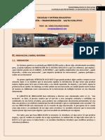 339. ESCUELA Y SISTEMA EDUCATIVO + DE LAS INNOVACIONES AL SALTO EVOLUTIVO.