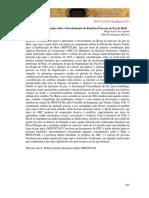 ARTIGO - (Sérgio AGUILAR) Algumas Considerações Sobre o Envolvimento Do Brasil No Processo de Paz Do Haiti