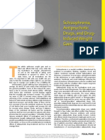 Schizophrenia, Antipsychotic Drugs, And Drug-Induced Weight Gain and Obesity
