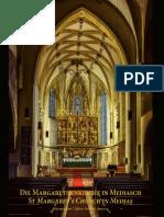 Brochure St Margarets Church Sp