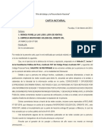 Carta Notarial Aloha-