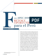 Revista Moneda 137 08 APEC 2008