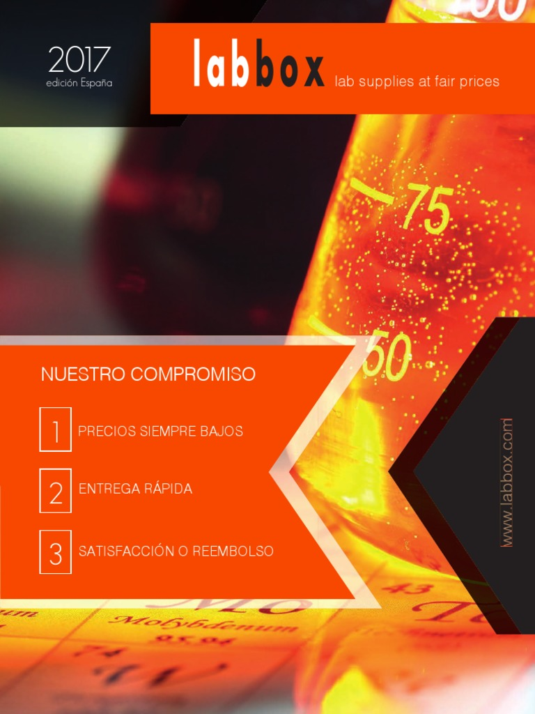 156d3a454a Nuestro Compromiso: lab supplies at fair prices