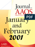 JAAOS - Volume 09 - Issue 01 January & February 2001