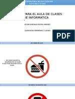 Normas Para El Aula de Clases de Informatica 807 (1)