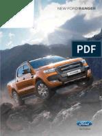 Ford New Ranger EBrochure