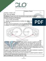Dica 0072 - Nissan Frontier 2.5L 2012 Em Diante - Reset Da Luz de Manutenção Programada No Painel