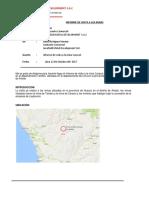 Informe Minas Ambar
