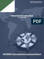 Providence Holding