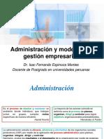 Tema 2 Administración y Modelos de Gestion
