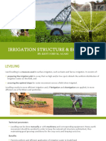 Irrigation Structure