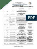 Cronograma de Actividades PI 2017-2