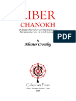 Crowley - Liber LXXXIV vel Chanokh