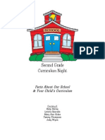 Revised Curriculum Packet
