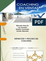 Coaching en Ventas