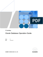 IT Auxiliary Oracle Database Operation Guide_(V100R001_01).doc