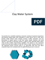 clay water system