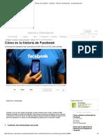 Cómo Es La Historia de Facebook - Facebook - Internet y Ordenadores - Practicopedia