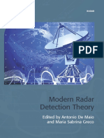 (Electromagnetics and Radar) de Maio, Antonio-Modern Radar Detection Theory-The Institution of Engineering and Technology (2016) (1)