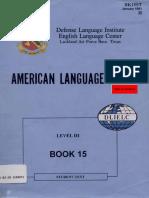 English Book level 15