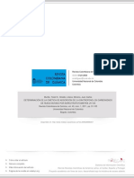 Determinación de La Cinética de Adsorción Del Dinitrofenol
