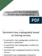 Asymmetric and Public Key