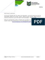 Prova TCE SP 2017 Agente Da Fiscalização Administração Resolvida