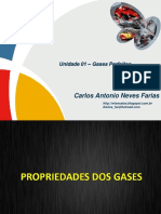 Aula-01 Gases Perfeitos(Peter Atkins)
