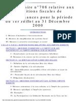 Note Circulaire Sur La Reevaluation.