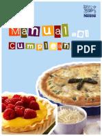 Nestlé Manual Del Cumpleañero