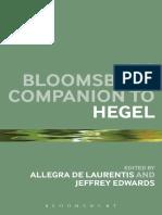 Allegra_de_Laurentiis, The Bloombsbury companion to Hegel.pdf