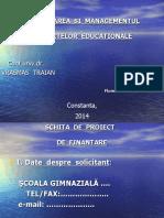 Managementul Proiectelor Florea Paula LETI