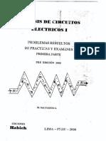 Análisis de Circuitos Eléctricos I 1ra - M. Salvador (2000)