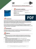 Proyecto ...PDF Temario