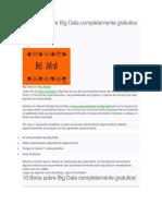 10 Libros Sobre Big Data Completamente Gratuito1