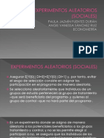 EXPERIMENTOS ALEATORIOS(SOCIALES).pptx