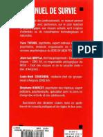 Manuel de Survie - Ed Albin Michel - 2002-199P(1)