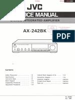 Jvc Ax 242bk