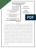 Hernández v. Rosselló SJ2017CV02223-23.Ene.18 (Sentencia)