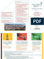Looking Forward Vision Document 2016