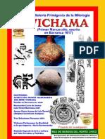 Vichama Historia Mitologia Barranca 1617-Perú
